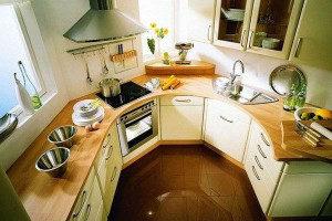 Правила и секреты удачной планировки кухни