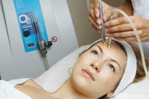 Использование аппаратов мезотерапии
