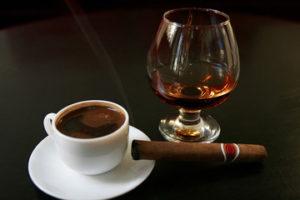 Индийский кофе с коньяком: записки дегустатора