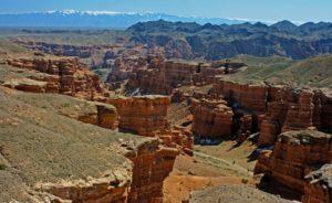 Чем интересна поездка на Чарынский каньон