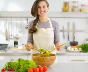 Типичный кулинар: полезная еда