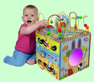 Детские игрушки для детей двух лет