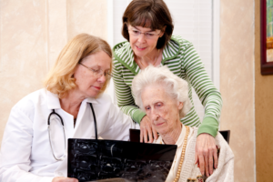 Лечение и психологическая поддержка больных деменцией и их родственников.