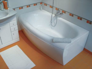 Вопрос формы при покупке ванны