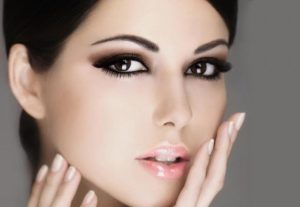 Стильный макияж осенне-зимнего сезона