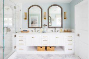 Какие параметры необходимо учитывать при выборе мебели в ванную