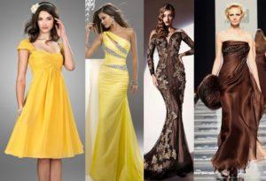 Женские платья: что будет модным в 2018 году?