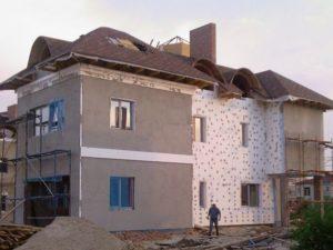 Пока не узнаете сколько стоит установка фасадов «мокрого типа» с тонкой штукатуркой, не заказывайте услугу