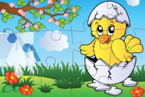 Детские пазлы – веселая и полезная игра для всех малышей