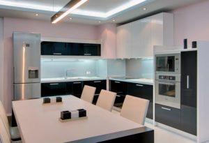Кухни на заказ как оригинальное решение в современных квартирах