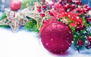 «SevenMART» — новогодние игрушки для создания праздничной сказки