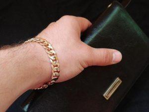 Выбираем браслет из золота