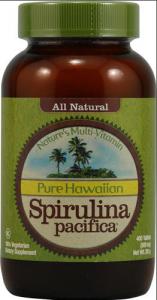 Спирулина – универсальный источник витаминов и минералов