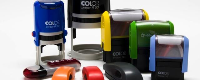 Современные способы изготовления печатей