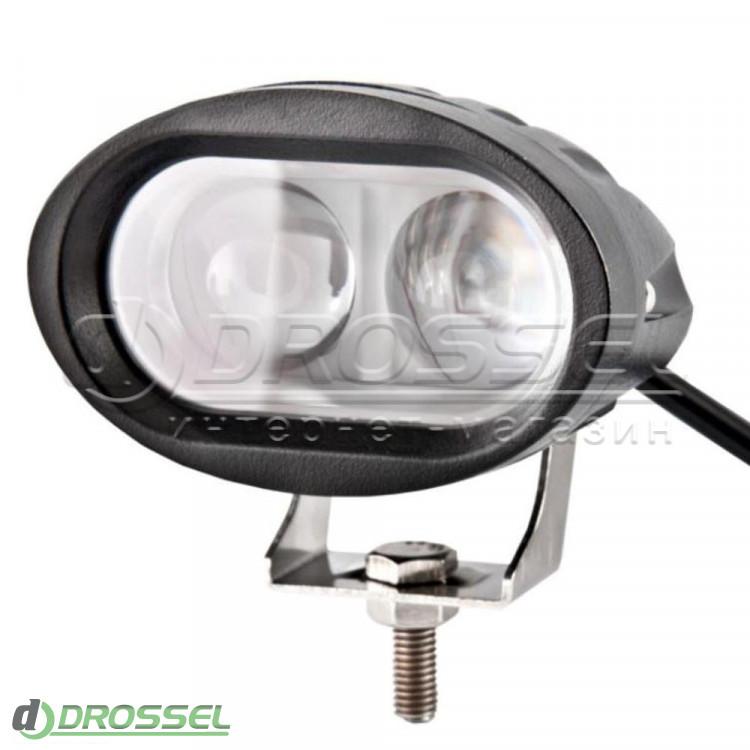 Большое многообразие видов светодиодных фар в интернет-магазине автотоваров «Drossel»