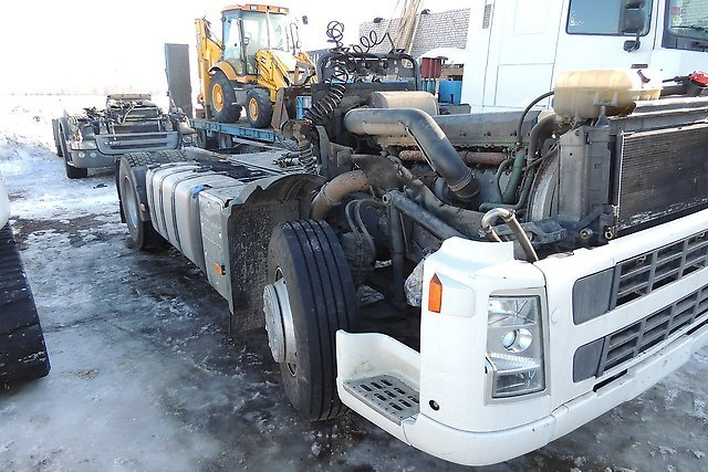 «Лидер Авто» – разборка грузовиков в Санкт-Петербурге