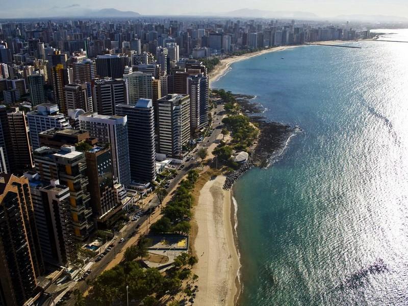 Индивидуальные туры по Бразилии в Форталезу