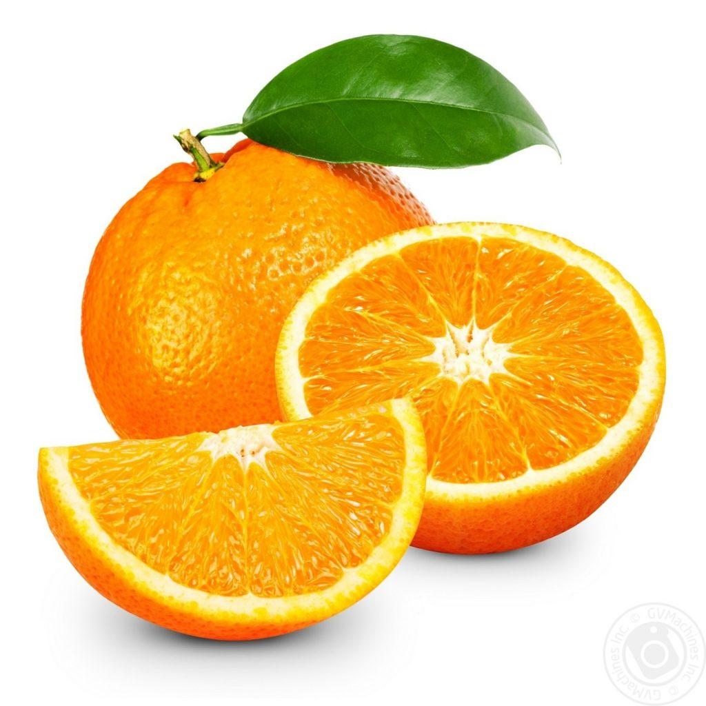 Апельсин или персик?