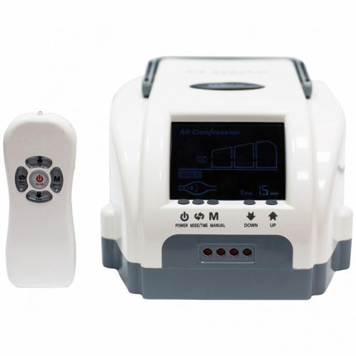 Домашний аппарат для лимфодренажного массажа