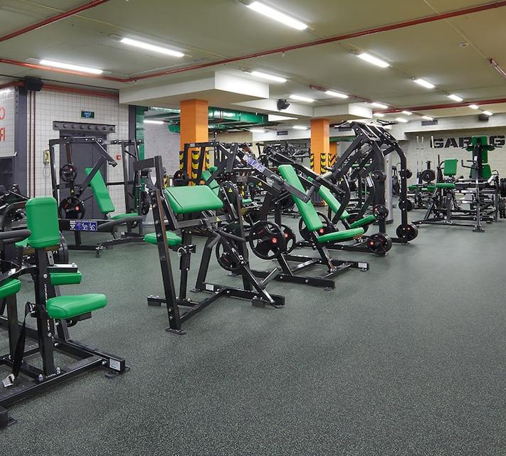 Записаться в фитнес-центр в Екатеринбурге