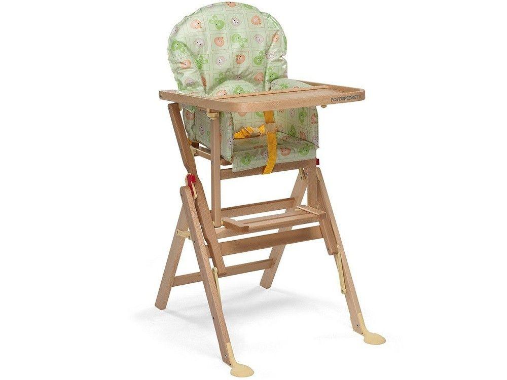 Зачем нужны стульчики для кормления и какие они бывают?