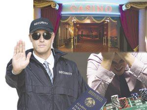 Мы проверили, можно ли обойти запрет на посещение казино